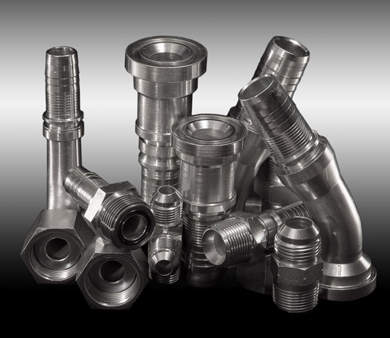 Hydraulic fittings and Components Essex